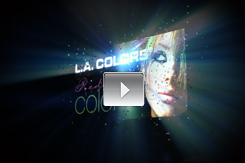 Commercial Video Production for L.A. Colors